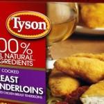 Tyson All-Natural chicken